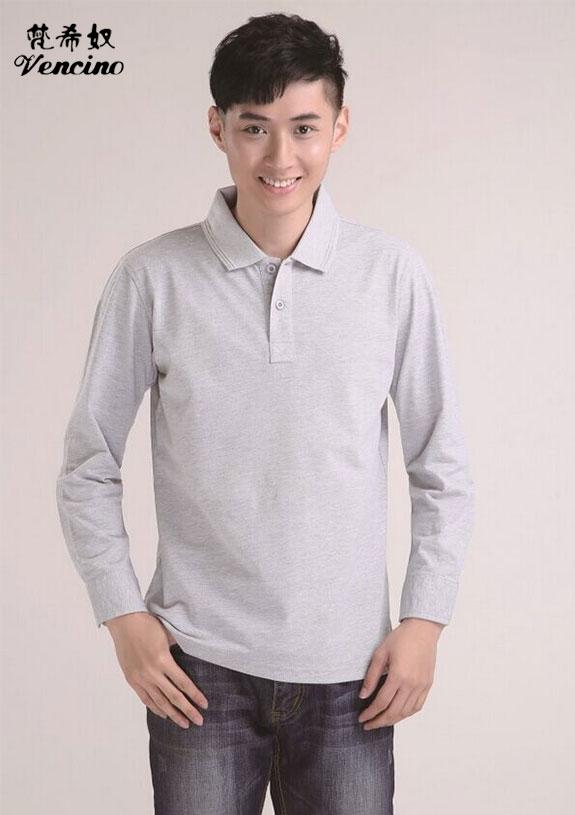 陶瓷纤维长袖T恤